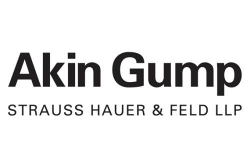 2018 – sponsor Pro Bono warrior – Akin Gump