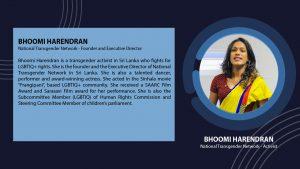 Bhoomi Harendran