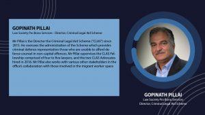 Gopinath Pillai