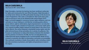 Maja Daruwala