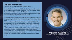 Andrew P. Valentine