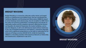 Bridget Wooding