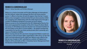 Rebecca Greenhalgh