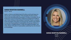 Sarah Morton Ramwell