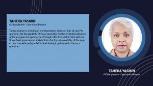 Tahera Yasmin