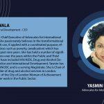 Yasmin Batliwala