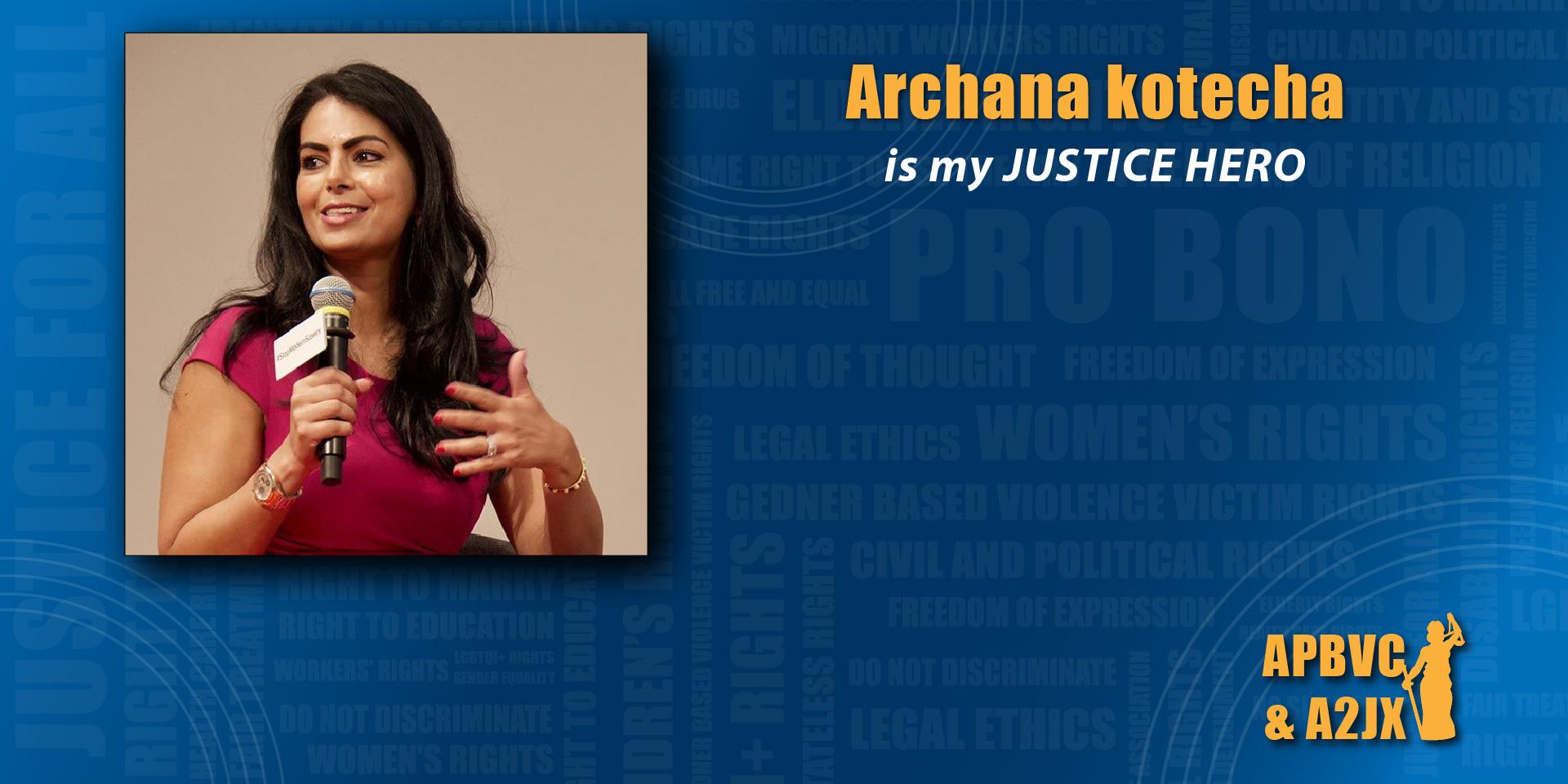 Archana Kotecha