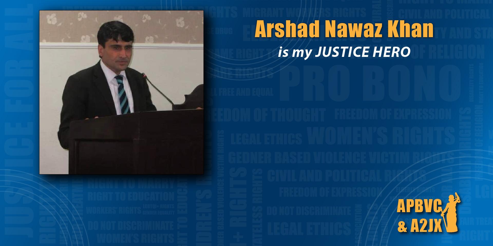 Arshad Nawaz Khan