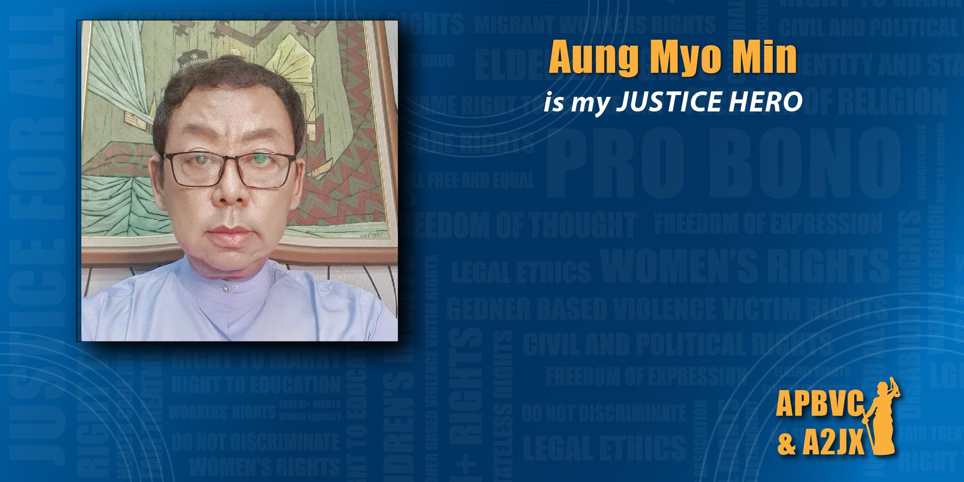Aung Myo Min