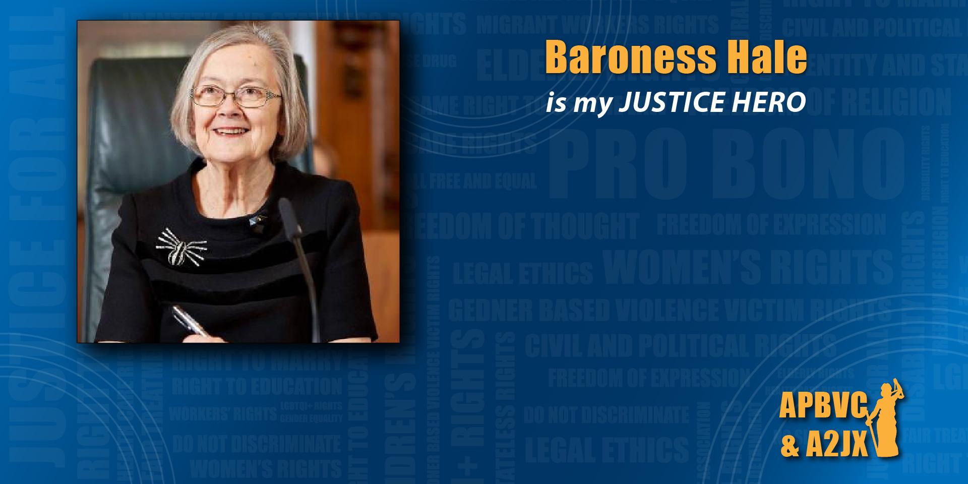 Baroness Hale