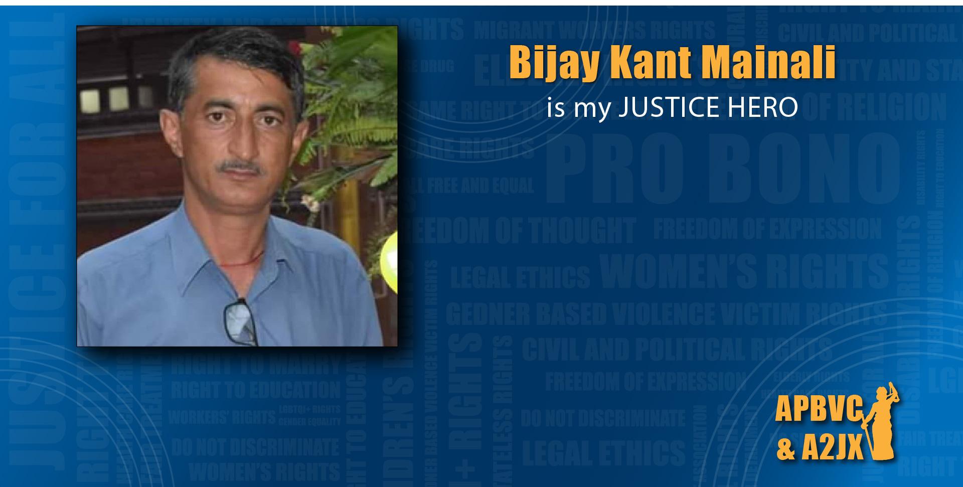 Bijay Kant Mainali