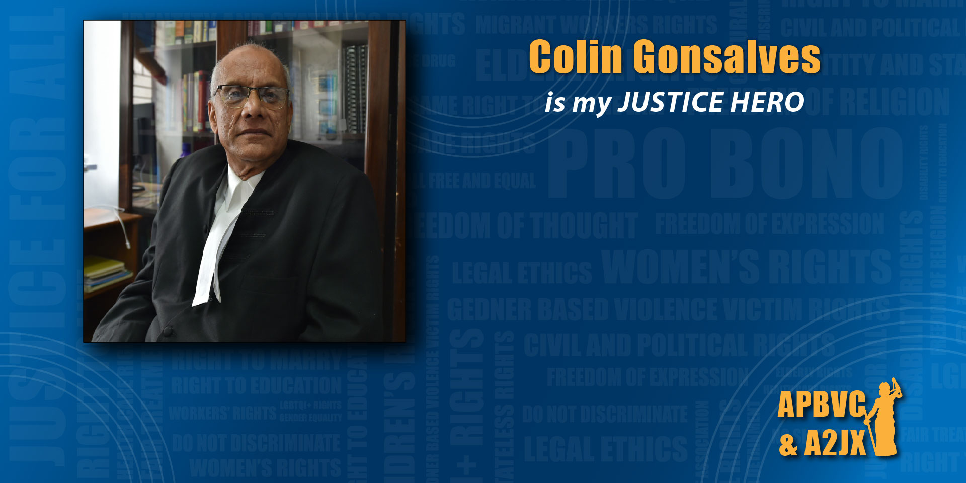 Colin Gonsalves