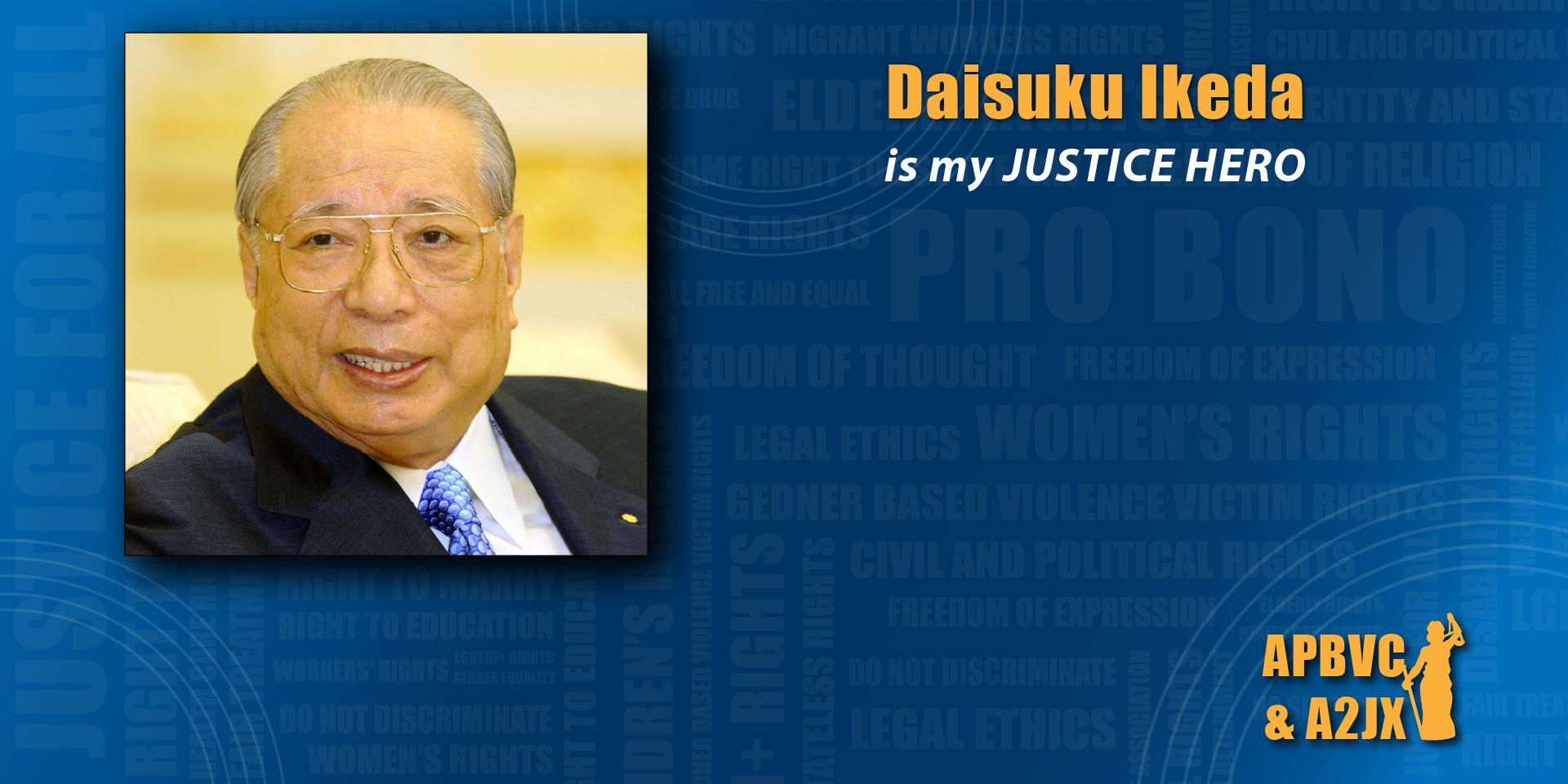 Daisuku Ikeda