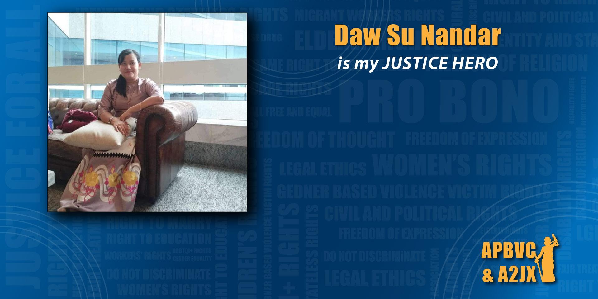 Daw Su Nandar