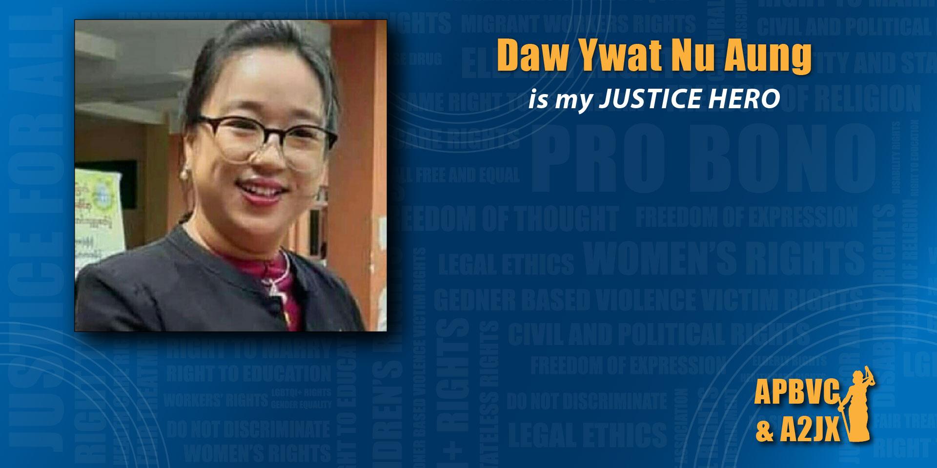 Daw Ywat Nu Aung
