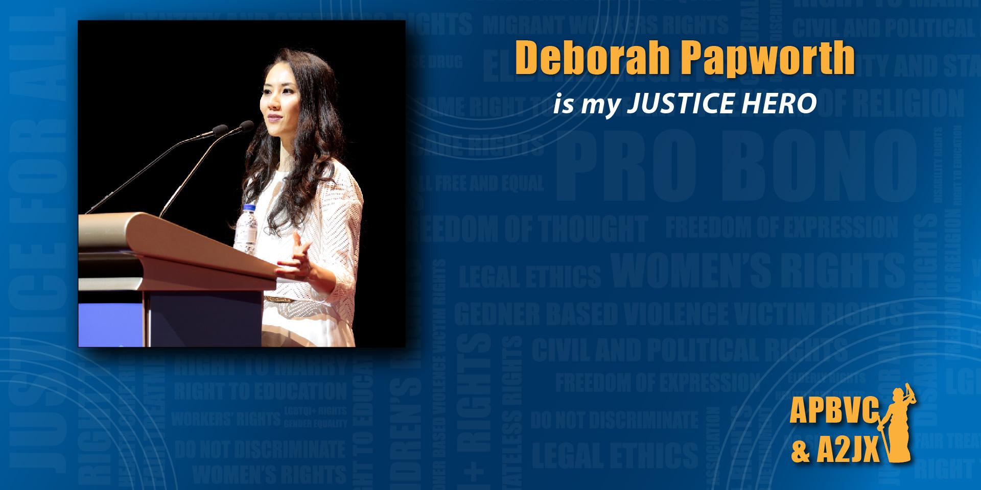 Deborah Papworth
