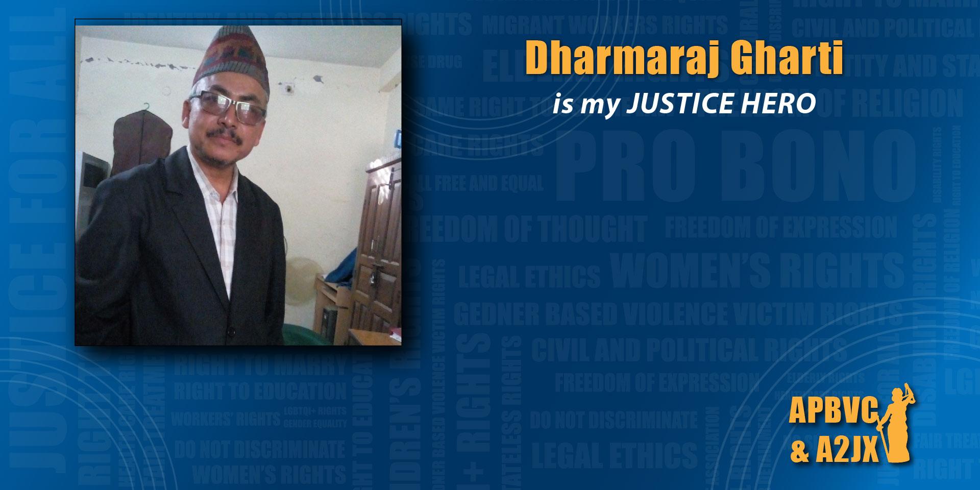 Dharmaraj Gharti