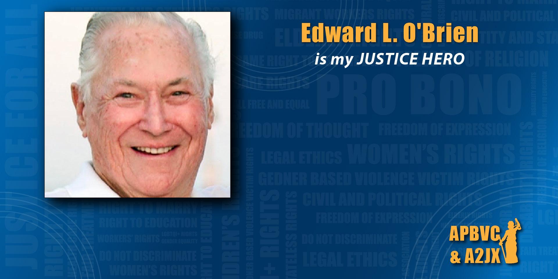 Edward L. OBrien