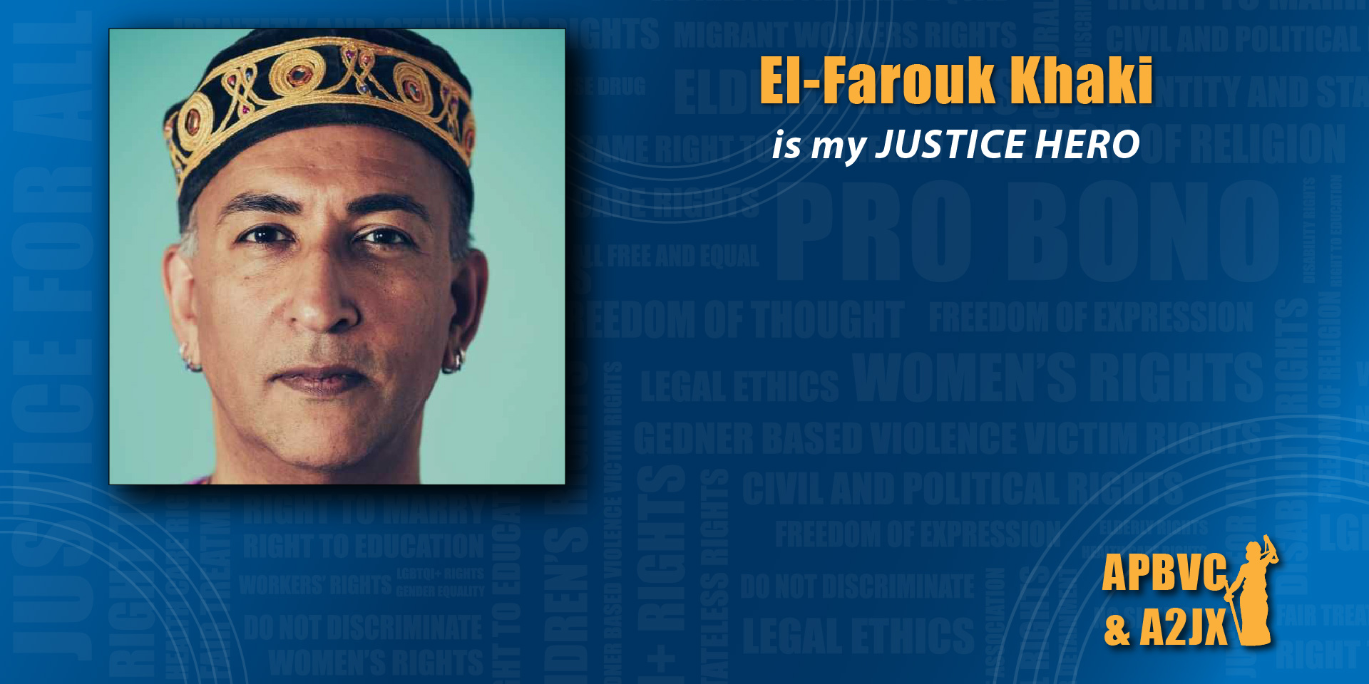 El-Farouk Khaki