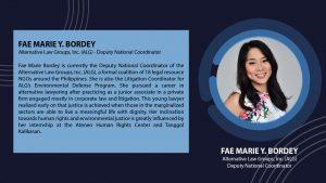 Fae Marie Y. Bordey