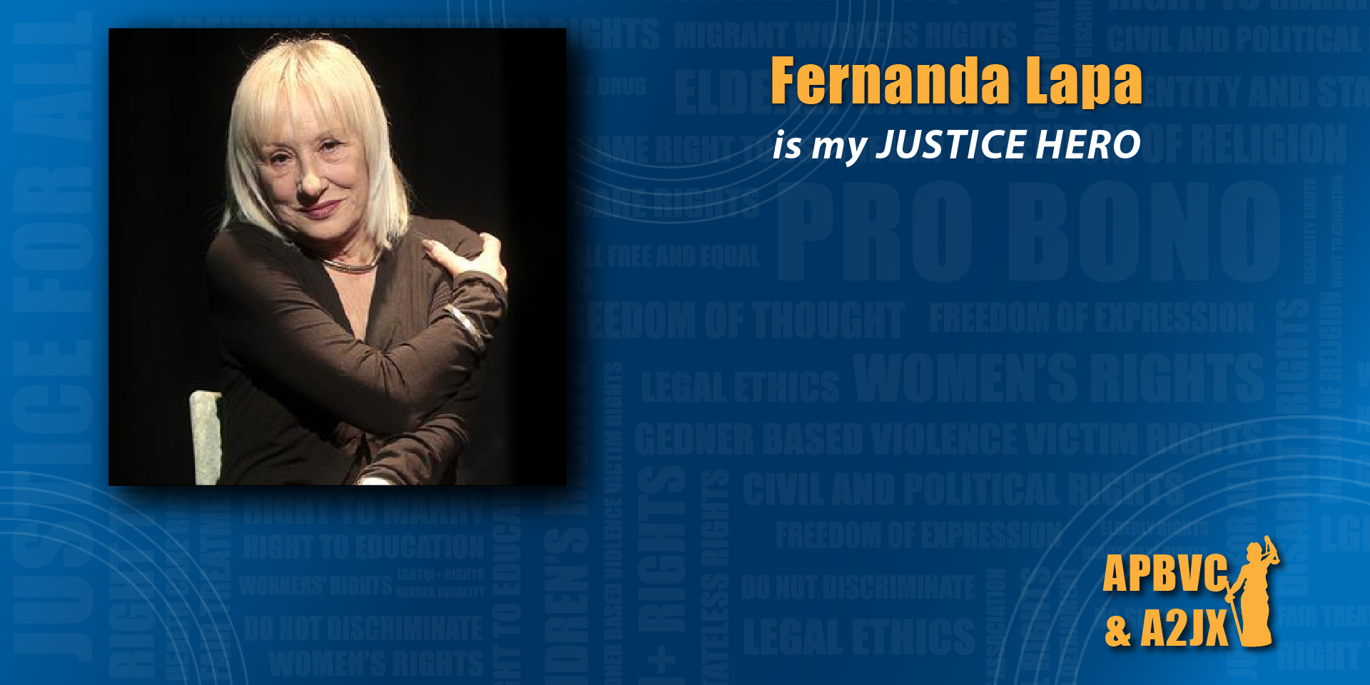 Fernanda Lapa