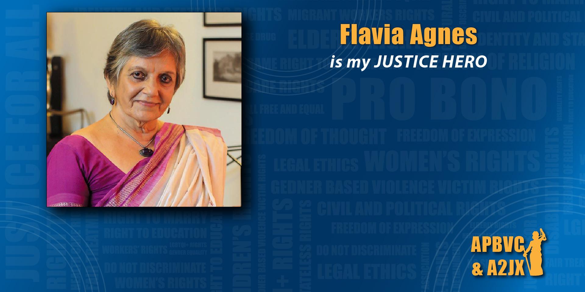 Flavia Agnes