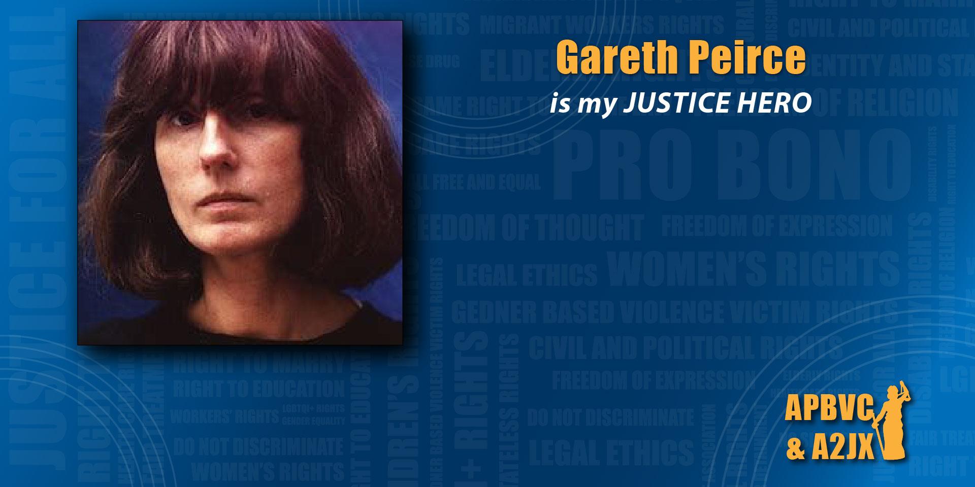 Gareth Peirce
