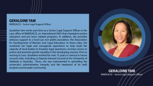 Geraldine Yam