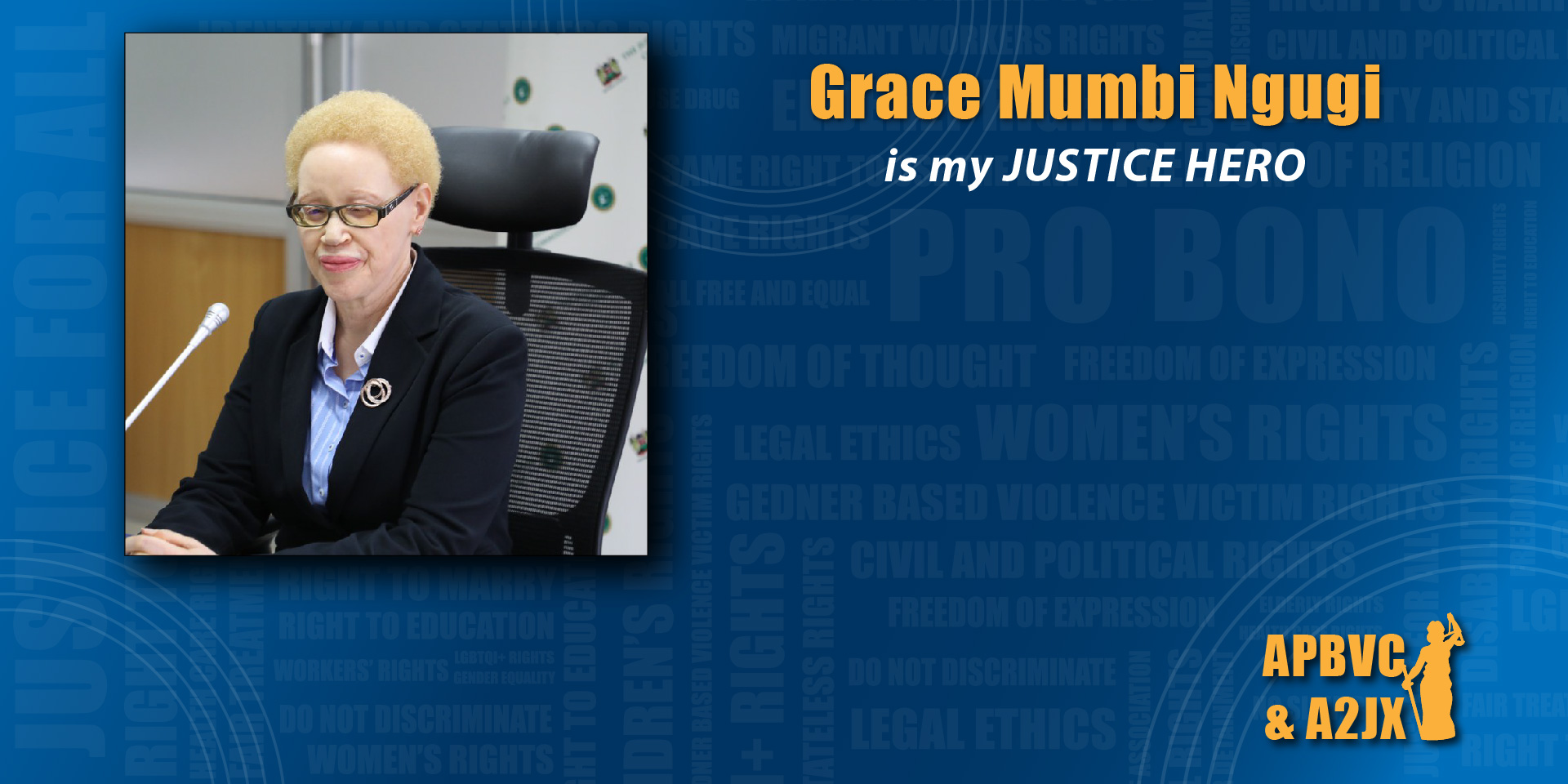 Grace Mumbi Ngugi