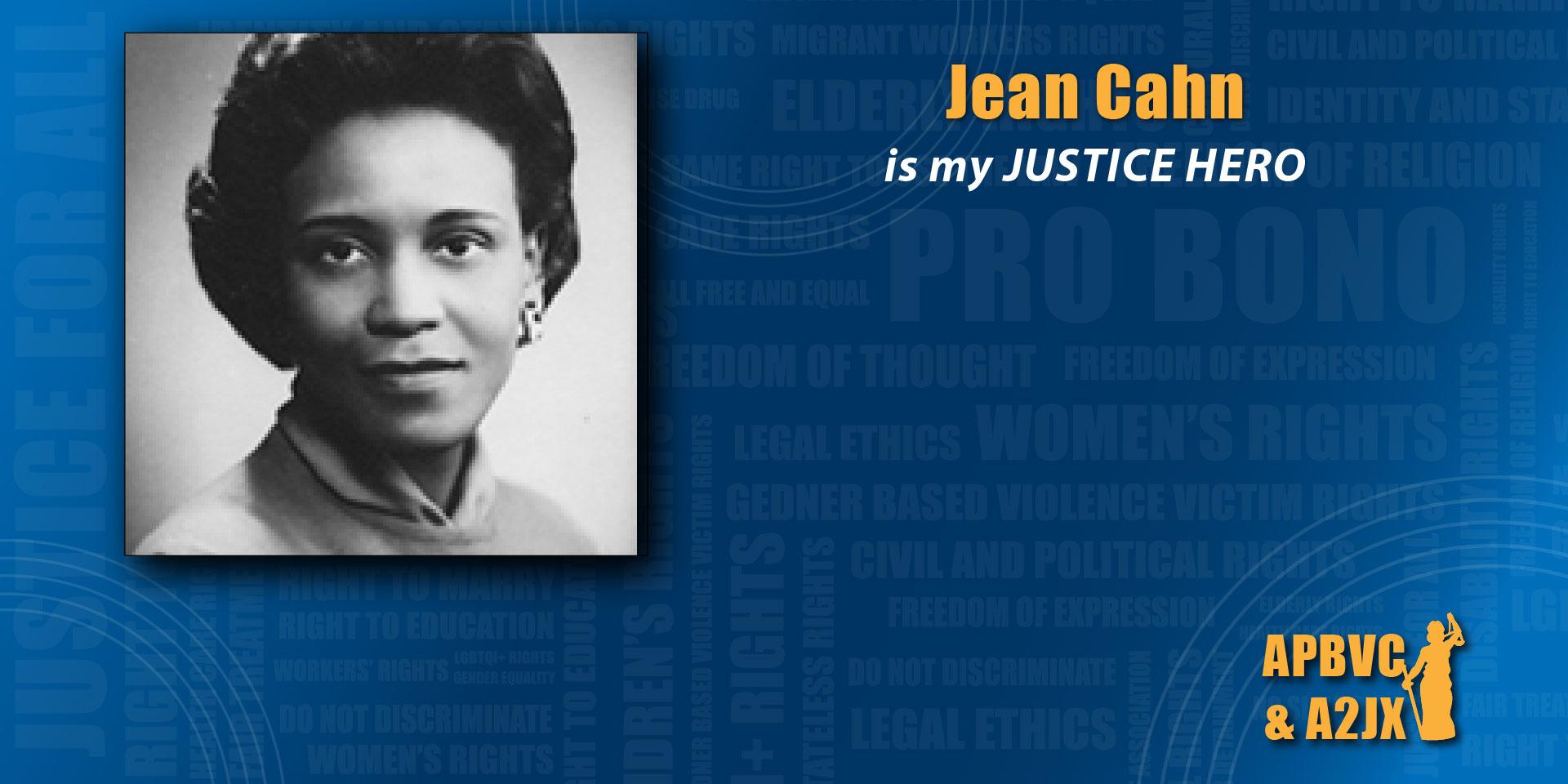 Jean Cahn