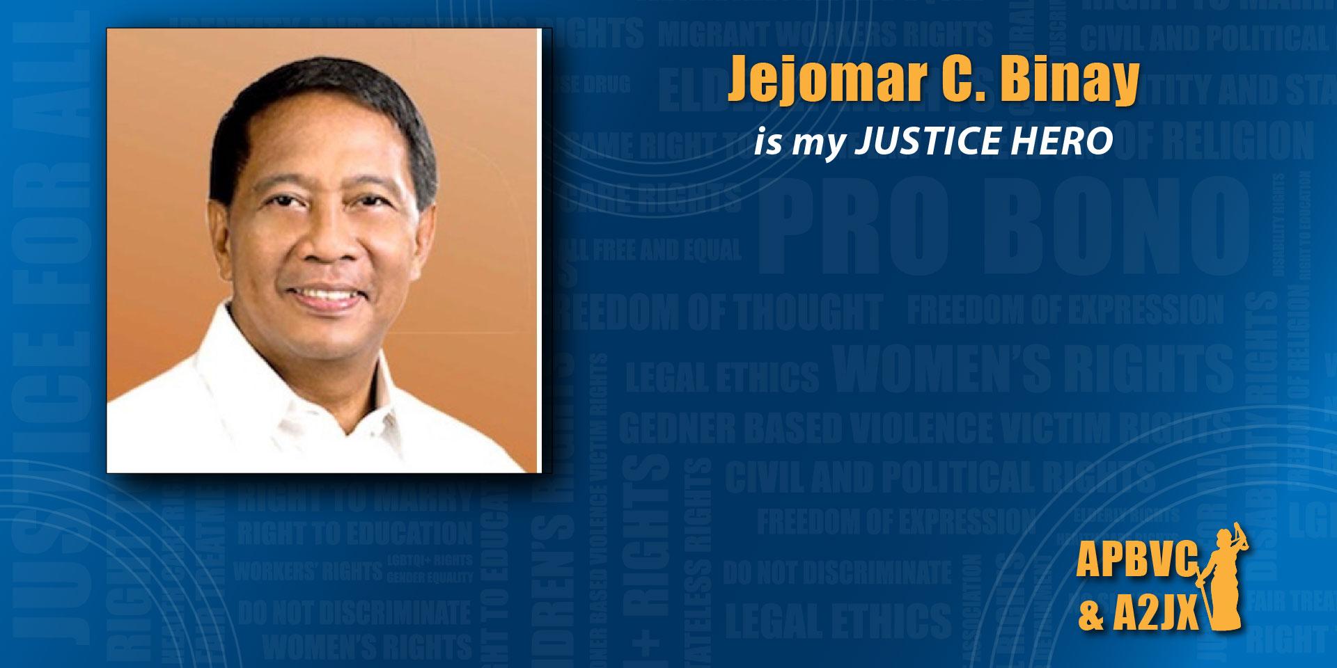 Jejomar C. Binay