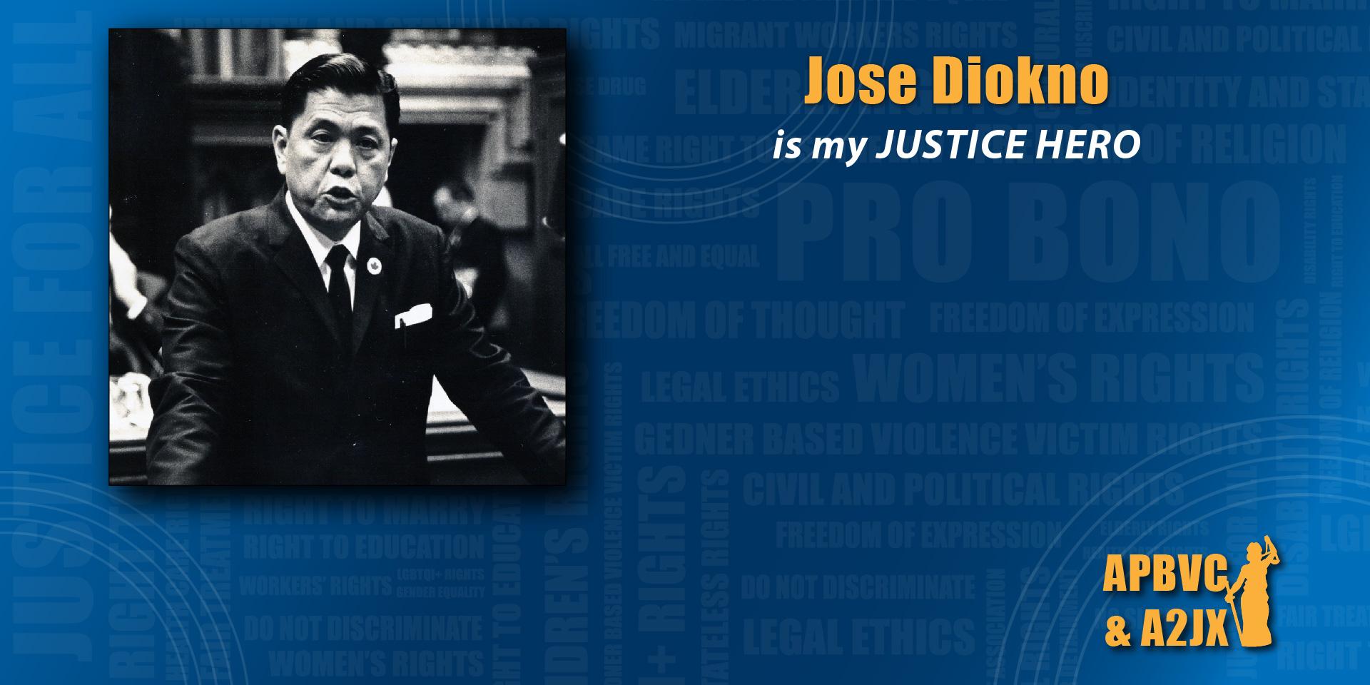 Jose Diokno