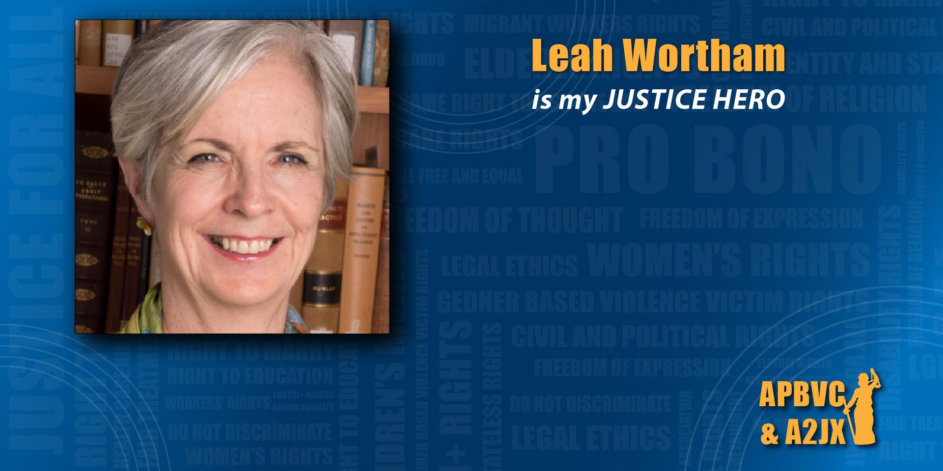 Leah Wortham