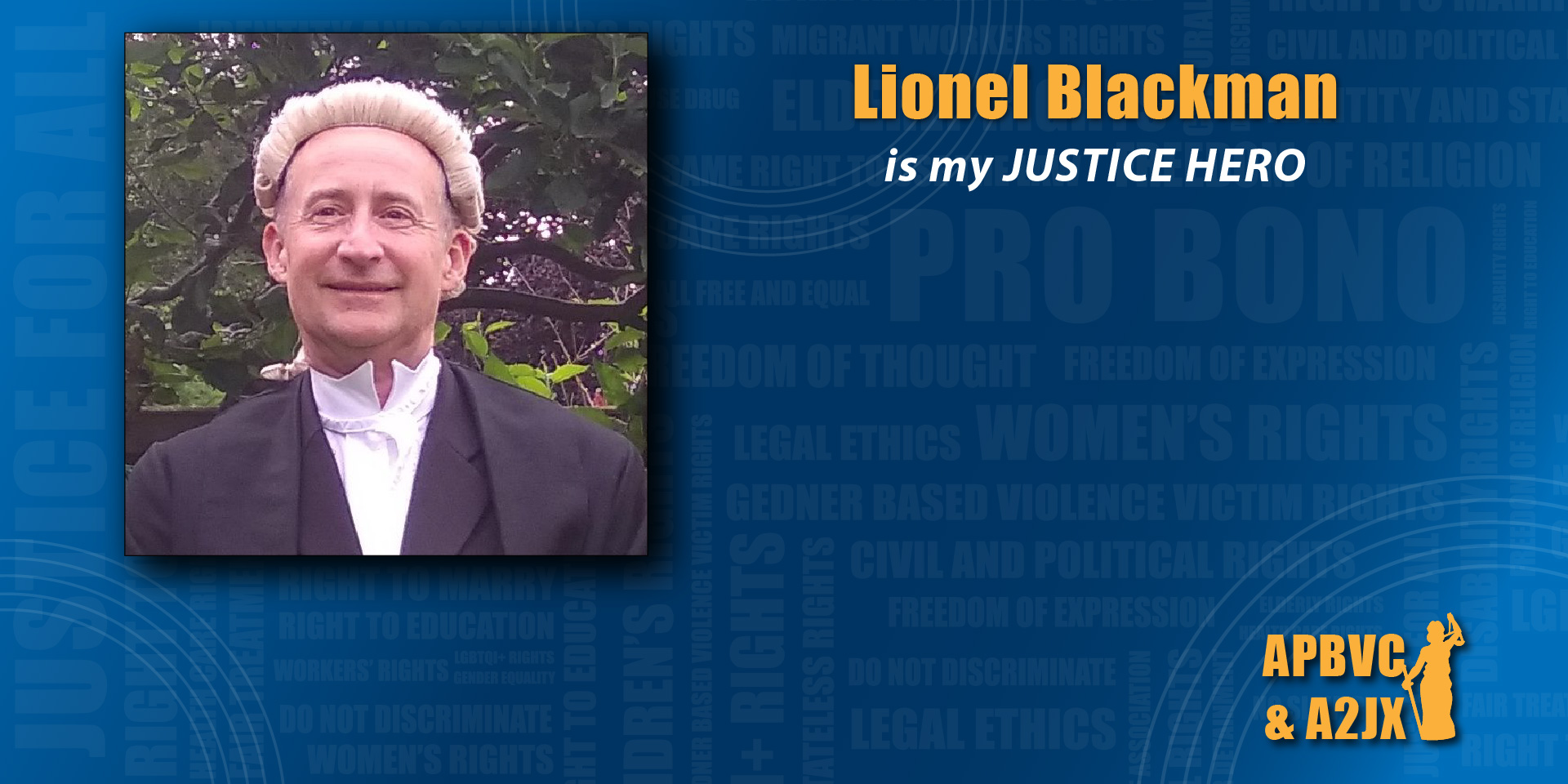 Lionel Blackman