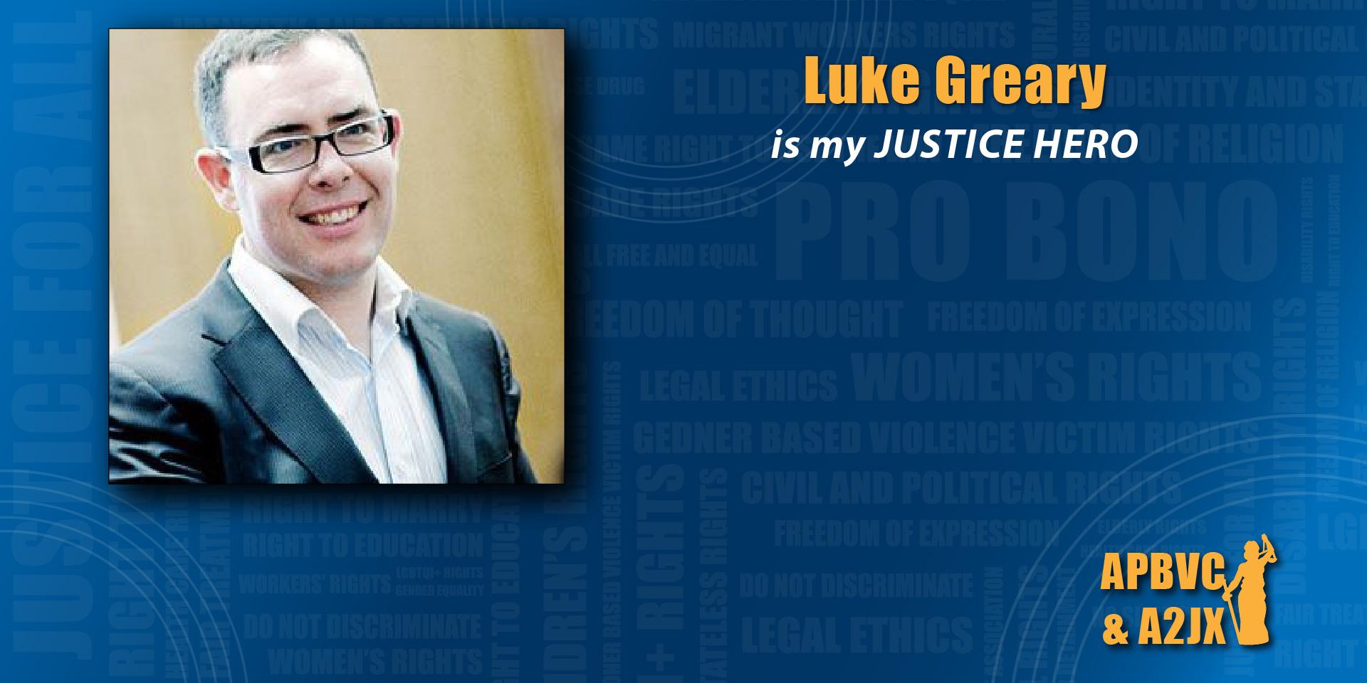 Luke Greary