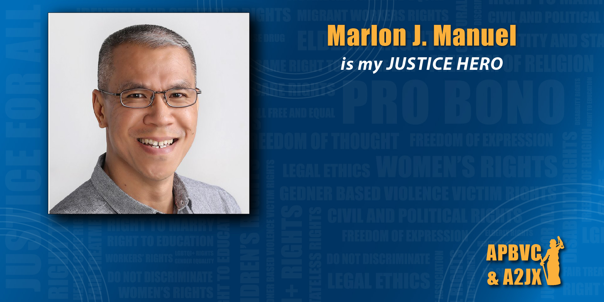 Marlon J. Manuel