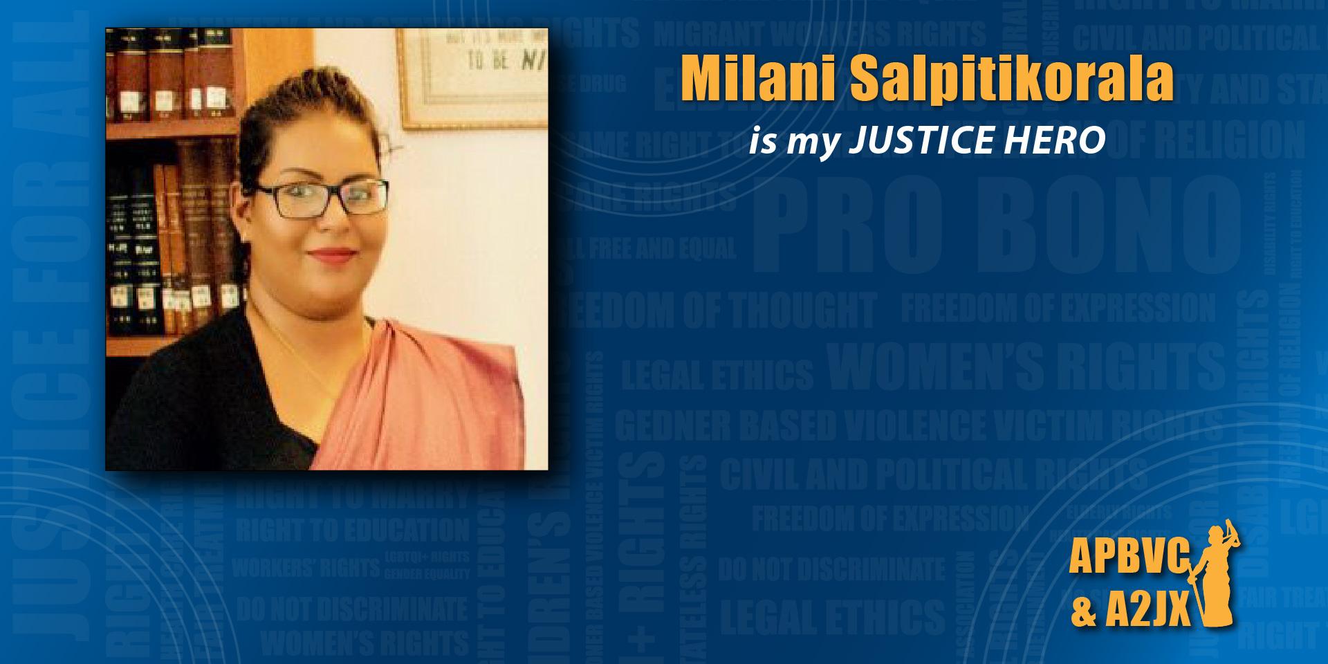 Milani Salpitikorala