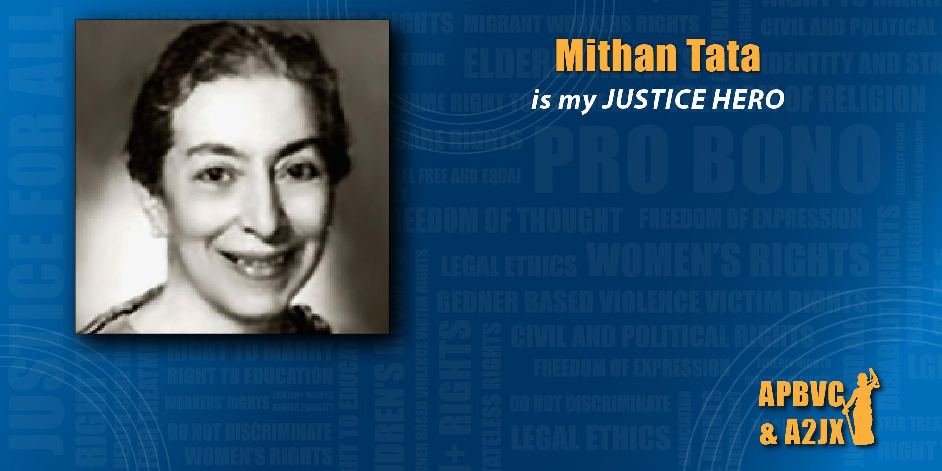 Mithan Tata