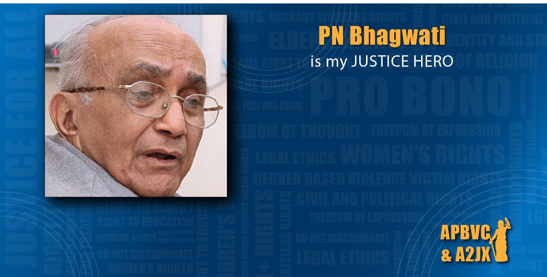 PN Bhagwati