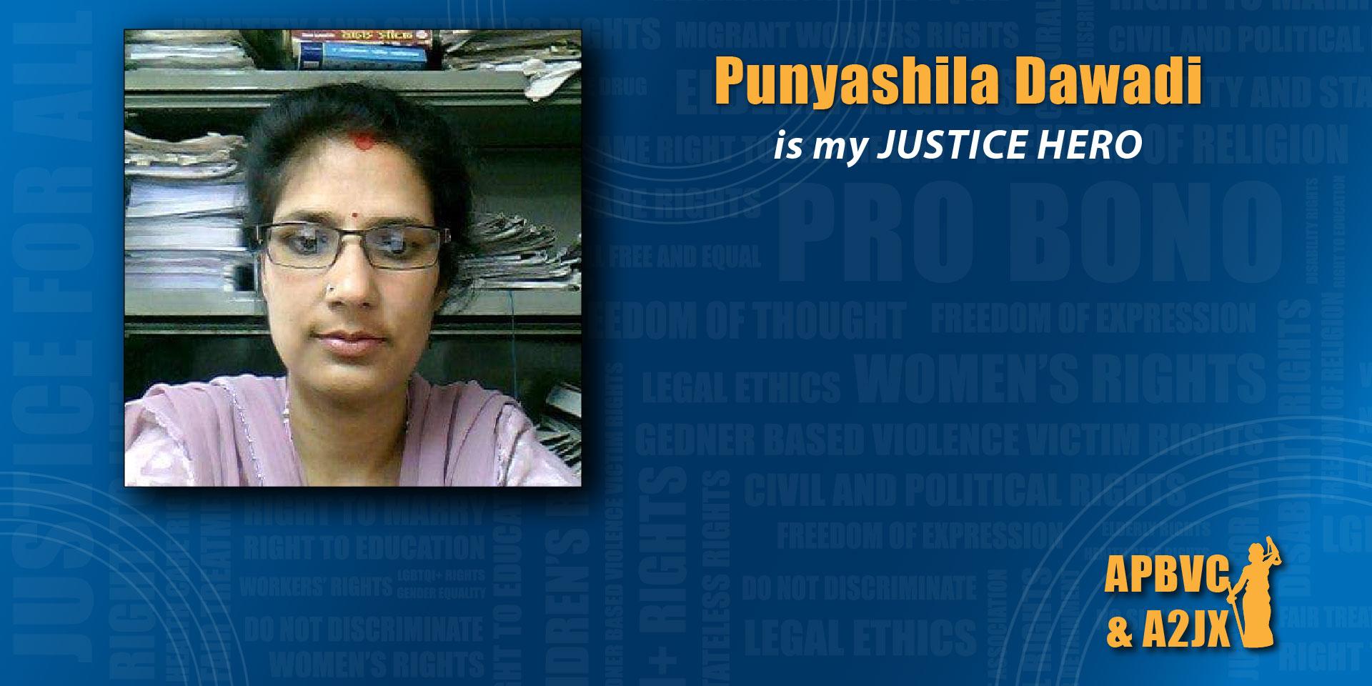 Punyashila Dawadi