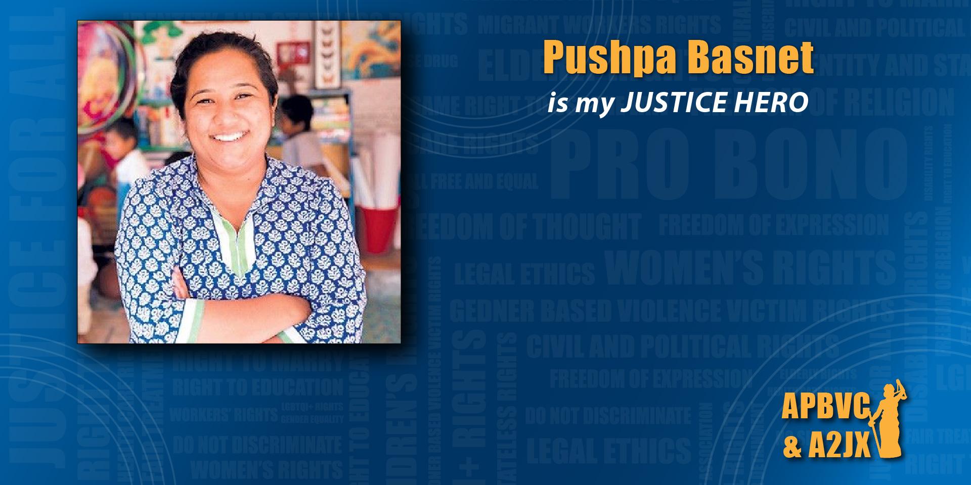 Pushpa Basnet