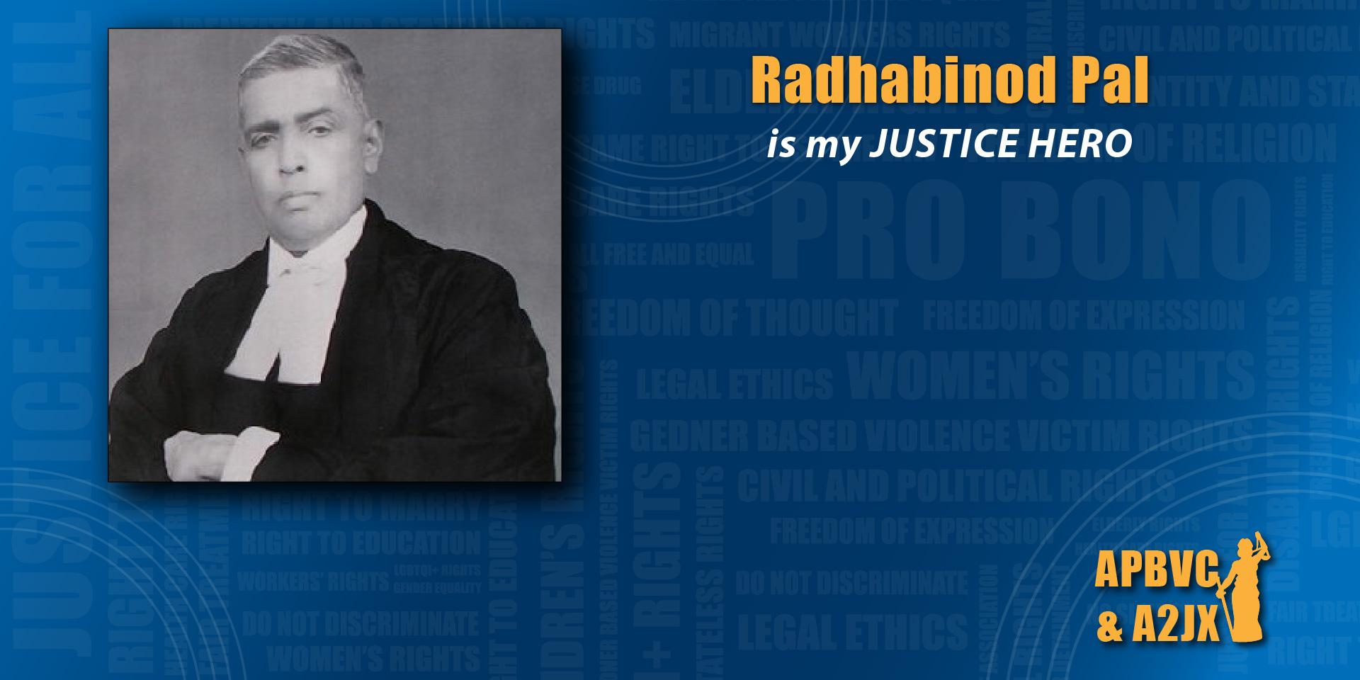 Radhabinod Pal