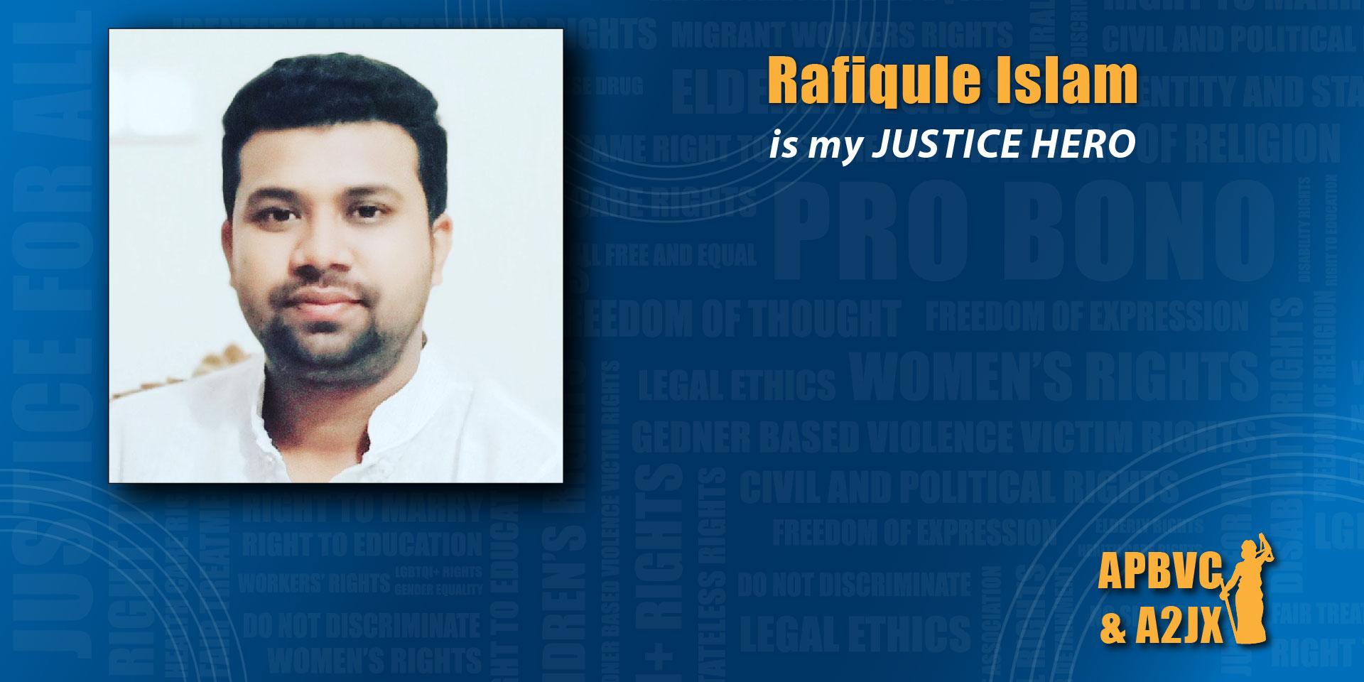 Rafiqule Islam