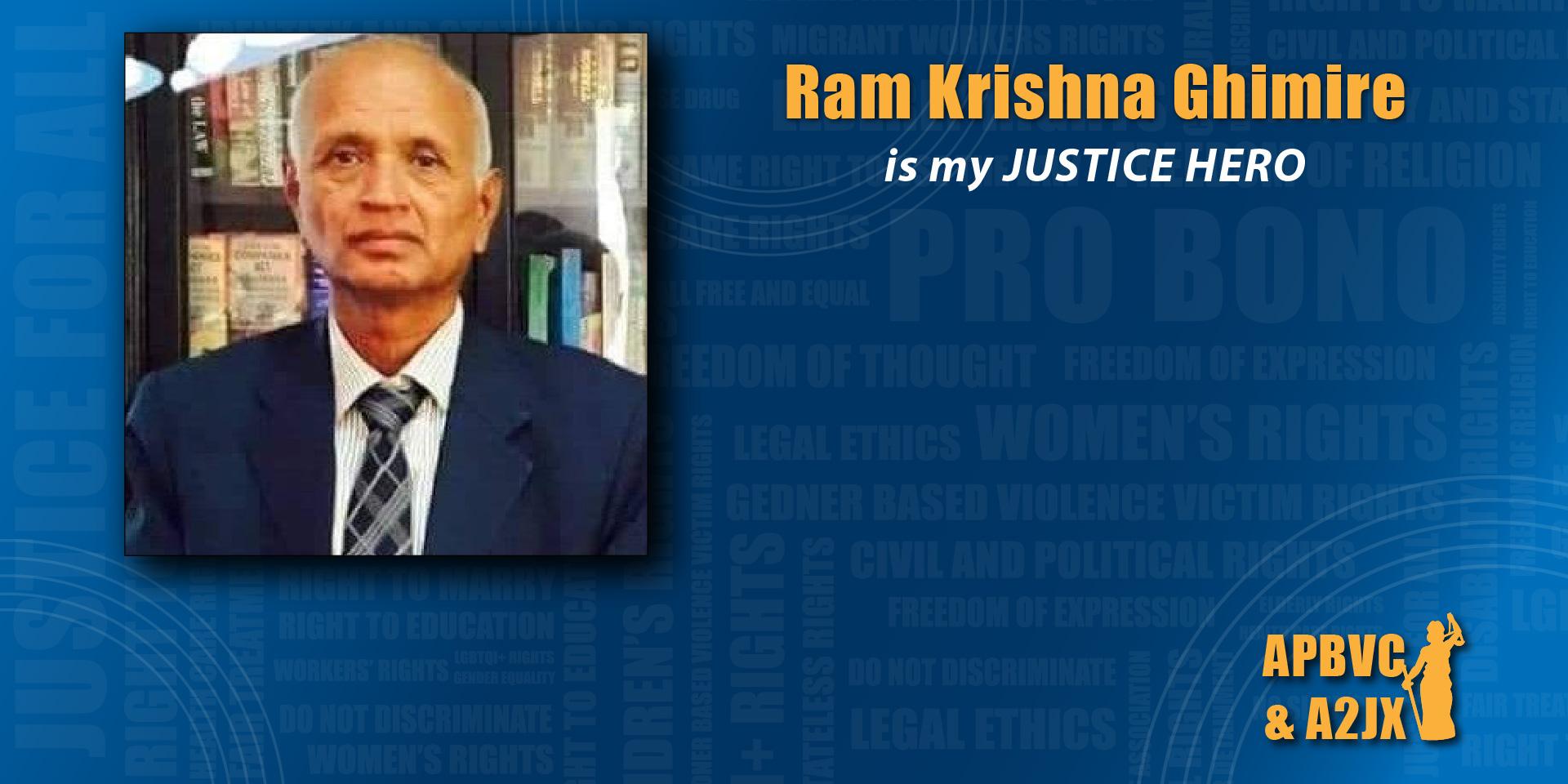 Ram Krishna Ghimire