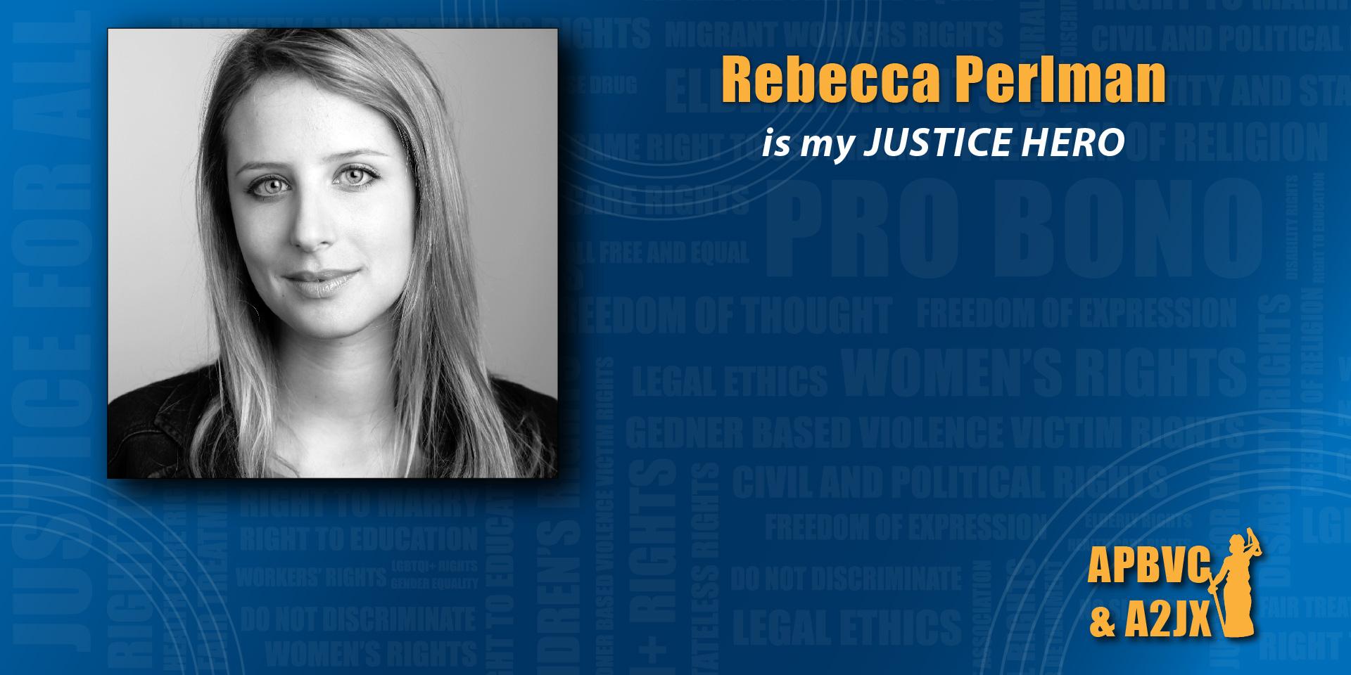 Rebecca Perlman