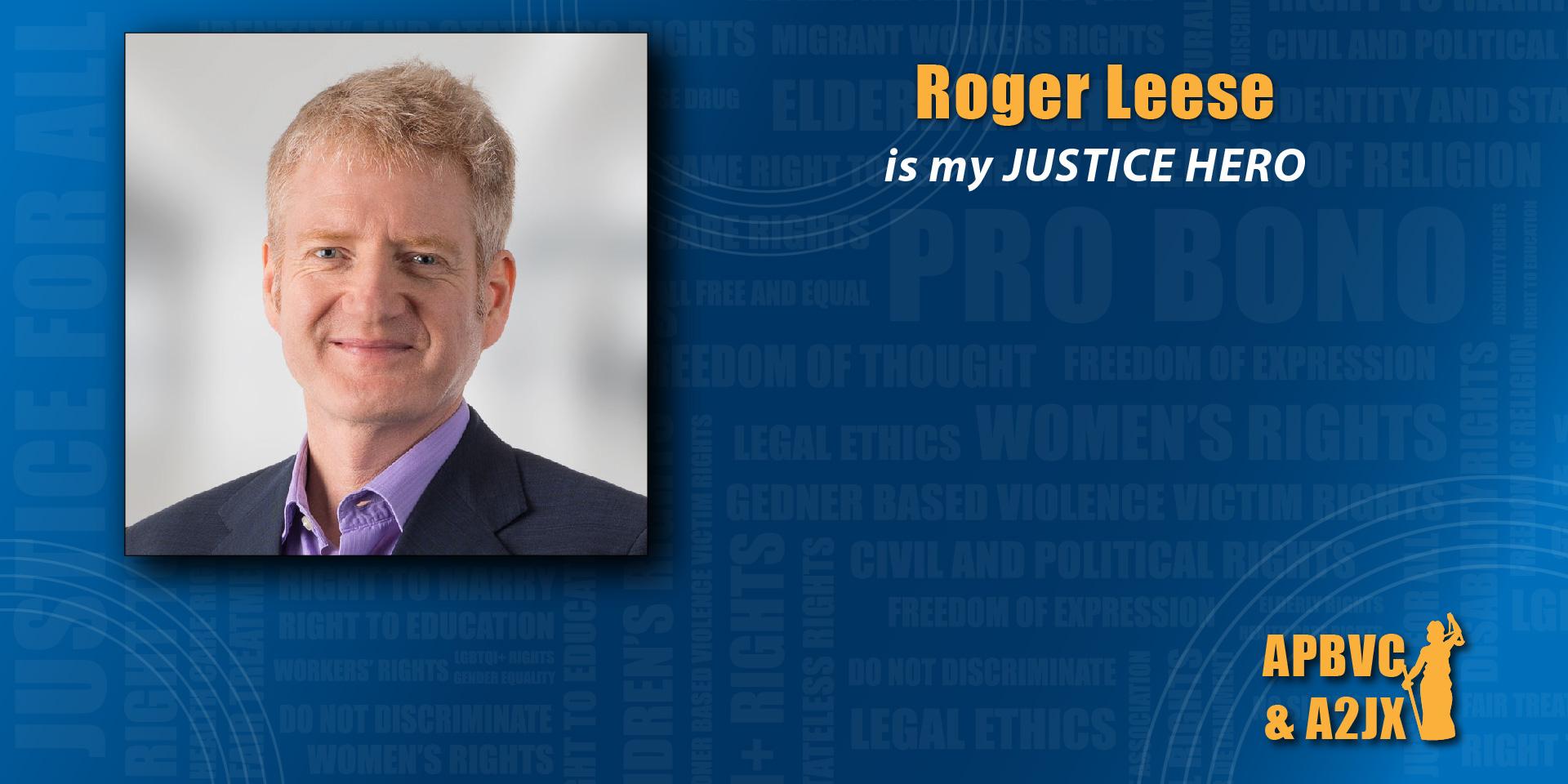 Roger Leese