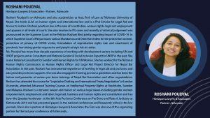 Roshani Poudyal