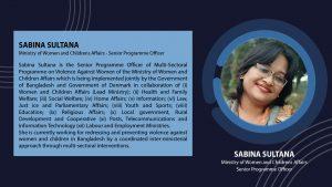 Sabina Sultana