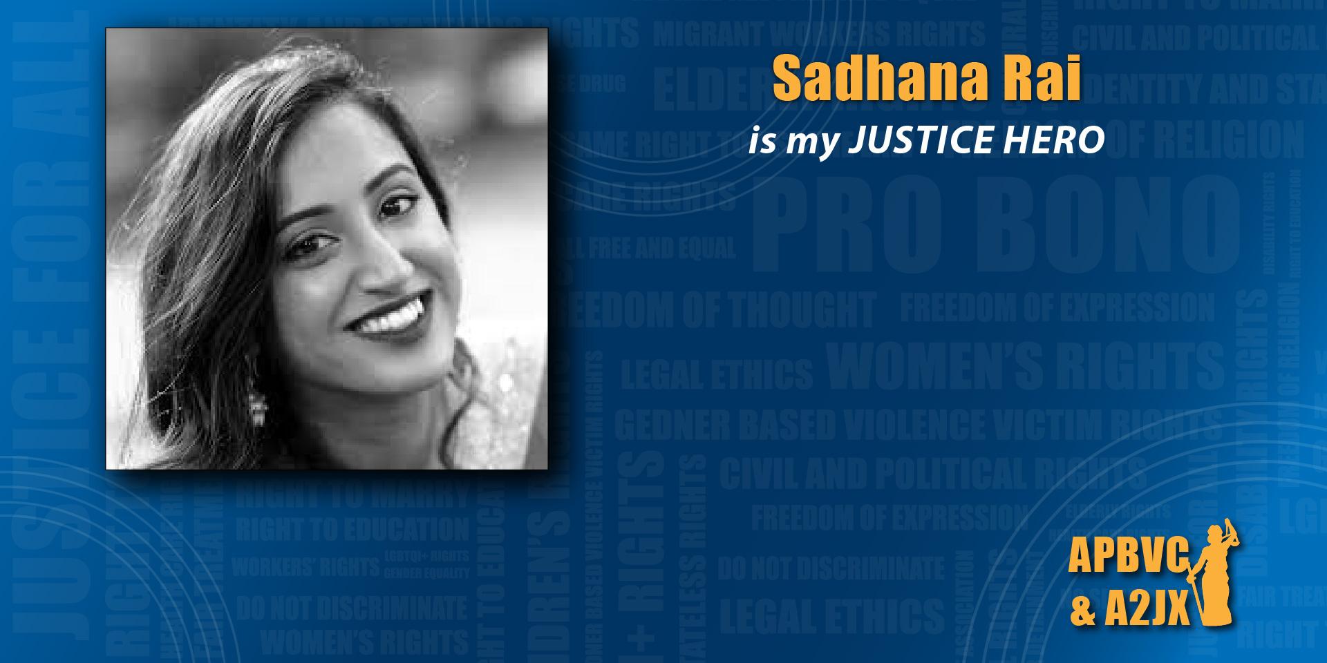 Sadhana Rai
