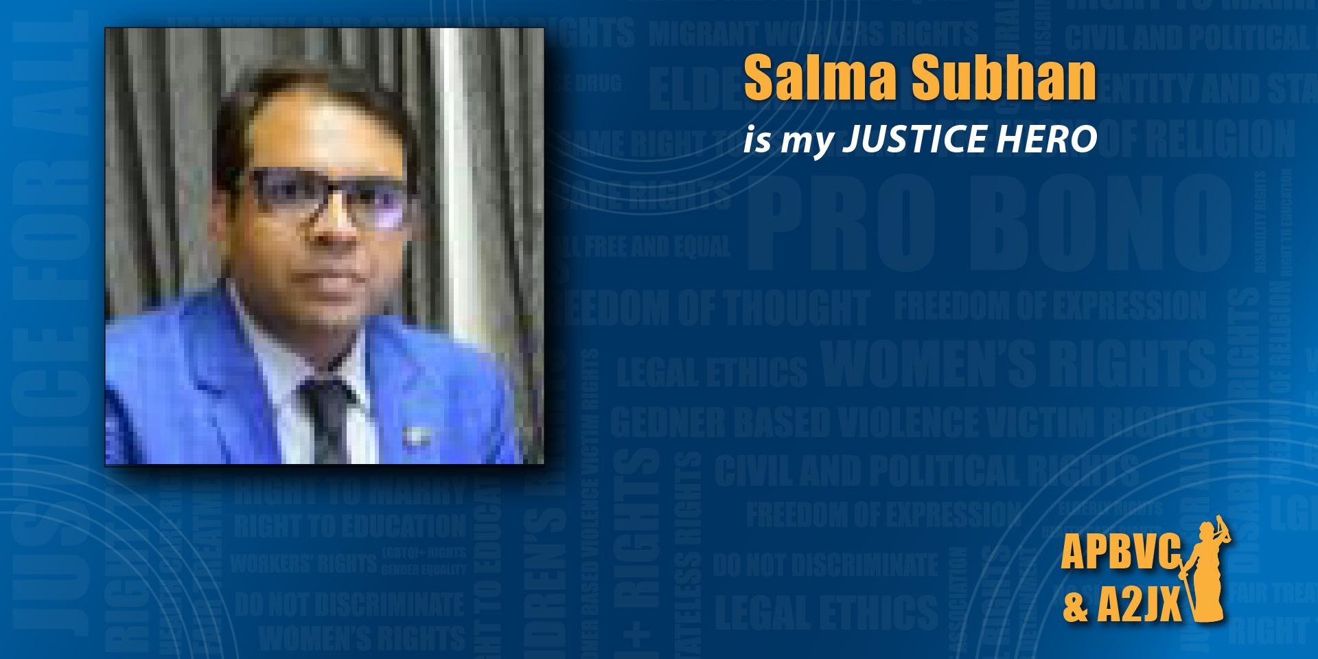 Salma Subhan
